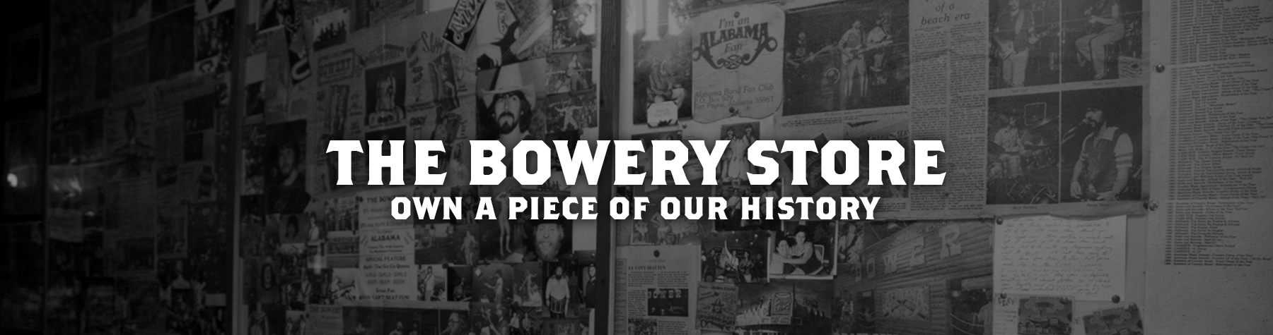 The Bowery Products