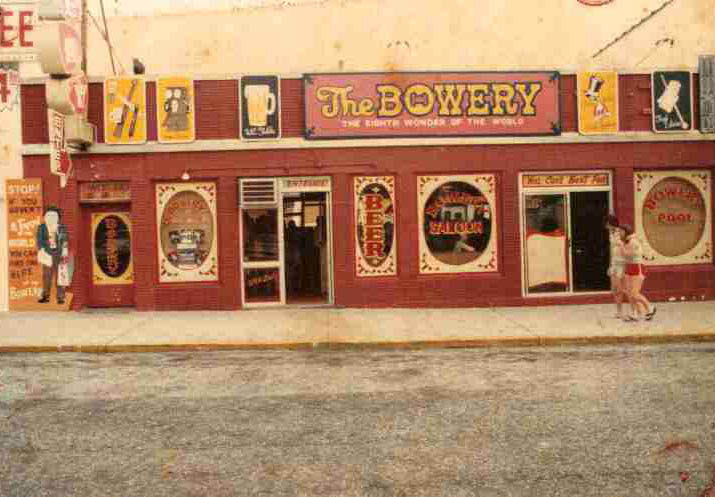 The Bowery Myrtle Beach Happy Hour