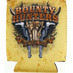 Can Cooler bounty hunters coozie