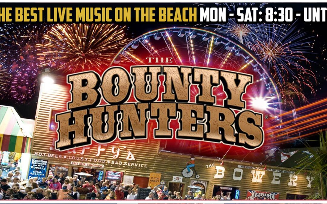 The Bounty Hunters