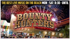The Bounty Hunters @ The Bowery | Myrtle Beach | SC | United States