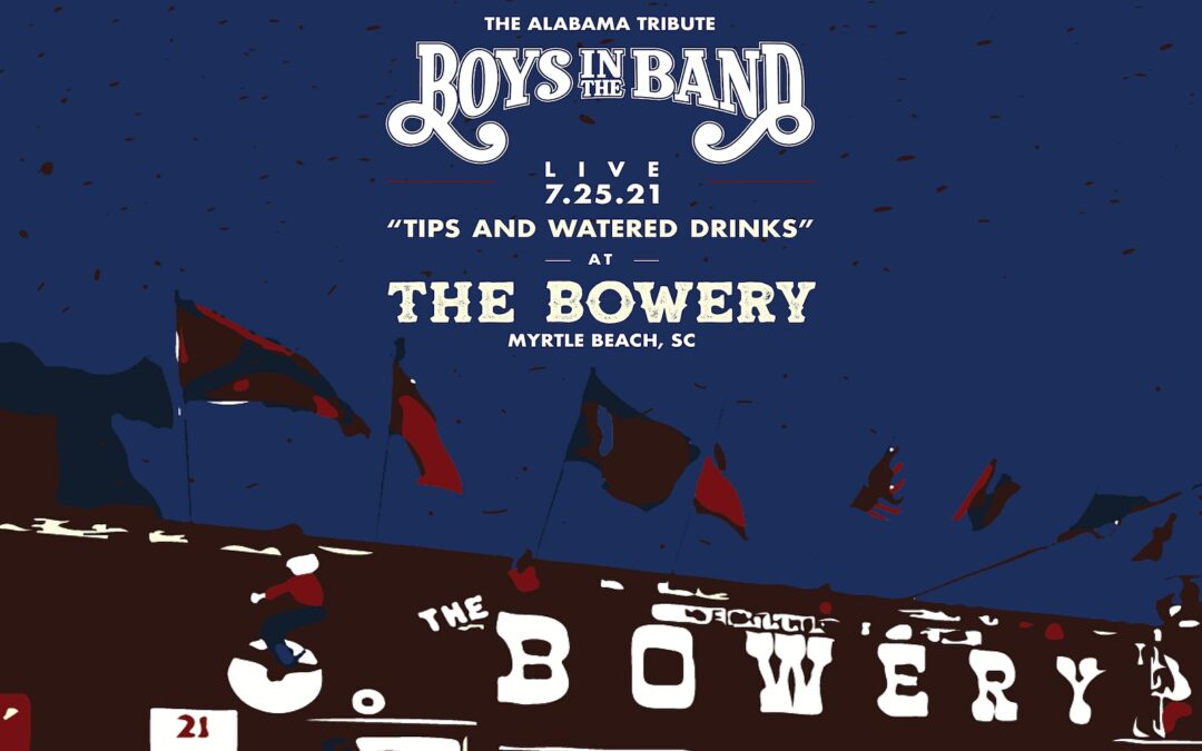 Boys in the Band – Alabama Tribute